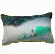 tommys wave cushion