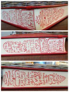 beautiful Bible edge [credit to K.Gates, FB]
