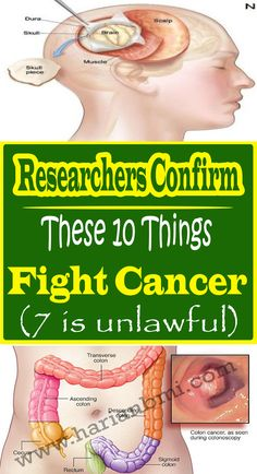 Researchers Confirm: These 10 Things Fight Cancer is unlawful) Natural Cancer Cures, Natural Cures, Natural Health, Natural Facial, Health Cleanse, Health Diet, Health Fitness, Health Goals, Health Motivation