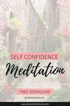 Improve your self confidence by programming your mind with this free self confidence guided meditation. Confidence is all about how you choose to think. This guided meditation will help you think confident, so that you can embody more confidence every day. You have the power within you already to be the greatest version of yourself. #confidence Meditation Benefits, Meditation Quotes, Meditation Space, Mindfulness Meditation, Free Guided Meditation, Meditation For Beginners, Meditation Techniques, Intuition Quotes, Deal With Anxiety