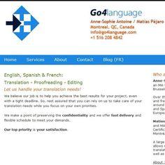 English, French and Spanish Translation Marketing Materials, Spanish, English, Let It Be, Website, Blog, Blogging, English Language, England