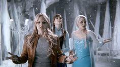 "Emma, Elsa and Anna - 4 * 10 ""Shattered Sight"""