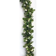 @curiouscountry posted to Instagram: Who do you know that's getting married this spring? This wedding garland in beautiful rich greens with a pop of brilliant white would look great it in a Spring or Summer wedding as an easy do-it yourself decoration. Hang it down the ceremony aisle, on the back of the wedding party chairs, along the walls of your reception venue, on the exit car or even on the flower girl baskets. This garland is made from dried lemon leaf, boxwood, quail brush and accented wi