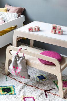 Table for children age Moder Design made in Europe - Rafa-kids, kids furniture, plywood kids furniture, Modern Kids Furniture, Kids Bedroom Furniture, Furniture Logo, Refurbished Furniture, Plywood Furniture, Repurposed Furniture, Home Decor Furniture, Furniture Plans, Furniture Makeover