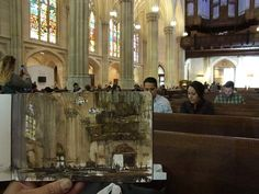 chien chung wei plein air at st. patrick's cathedral before boarding the plane. - Google zoeken