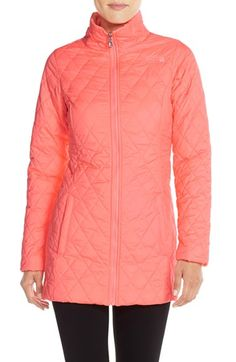 The North Face 'Liana' PrimaLoft® Quilted Jacket available at #Nordstrom