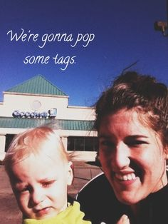new post: i'm gonna pop some tags