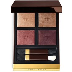 Tom Ford Beauty Eye Colour Quads ❤ liked on Polyvore featuring beauty products, makeup, eye makeup, eyeshadow, beauty, eyes, filler, tom ford, tom ford eye makeup and tom ford eyeshadow