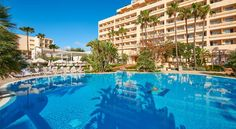 Hipotels Said Cala Millor Set metres from the popular Cala Millor beach, this family-friendly hotel has a fantastic outdoor pool – workout in the fitness centre and dine in the fabulous buffet restaurant.