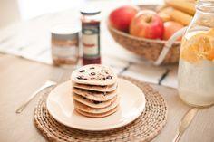 Diétás palacsinta reggeli - Púderfelhő