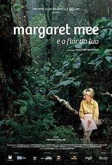 Margaret Mee and the Moonflower (Portuguese: Margaret Mee e a Flor da Lua) is a 2012 Brazilian documentary film directed by Malu De Martino, about the work and legacy of British botanical artist Margaret Mee, who moved to Brazil in the 1950s, produced over 400 illustrations about Brazilian flora and, used her art as a tool to defend the environmentalism.