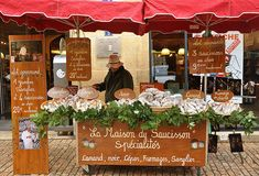 Paris farmers market