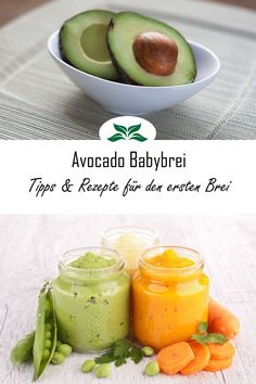 Quick and easy baby recipes for the first baby porridges. With avocado and classic with carrot, zucchini or pumpkin. The Effective Pictures We Offer You About Baby Food processor A quality picture can Baby Porridge Recipe, Porridge Recipes, Baby Food Recipes, Mexican Food Recipes, Avocado Baby, Avocado Toast, Natural Vitamins, Evening Meals, Nutritious Meals