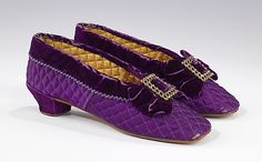 Slippers (1865-85)