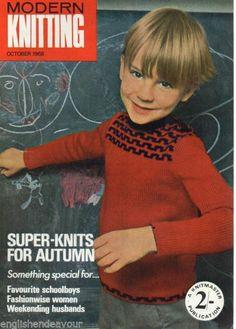 Modern Knitting October 1968