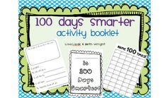 100s Day Book Freebie {Part One} (FABULOUS)