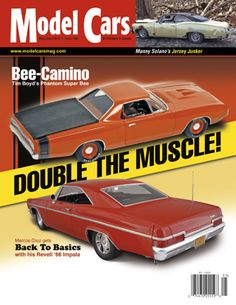 Model Cars Magazine Issue #168