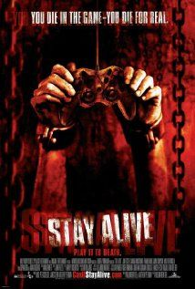 """Stay Alive - first """"scary"""" movie with friends, 7th grade... Honestly, I still love it :)"""