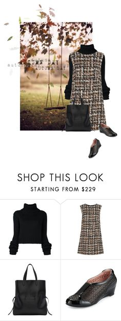 """Autumn is coming"" by noconfessions ❤ liked on Polyvore featuring IO Ivana Omazić, Dolce&Gabbana, Jil Sander and Taryn Rose"