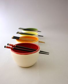 Children's Chopstick Bowl