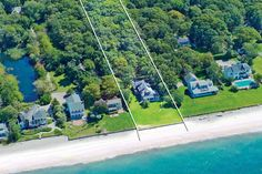 Single Family Home for Sale at 139 Edgemere Dr Southampton, New York,11968 United States