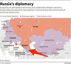 "President Vladimir Putin signed a treaty with Georgia's rebel South Ossetia region on Wednesday that almost completely integrates it with Russia, alarming Georgia and the West a year after Moscow took over Crimea.  Tbilisi described the ""alliance and integration"" treaty as a ""move aimed at annexation"" and the United States and European Union said they would not recognize the agreement, which the EU depicted as a threat to regional security and stability."