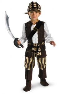 Pirate Costume - Kids Costumes