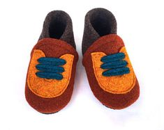 WOOL&COMFORT от BELITI на Etsy Felted Slippers, Baby Shoes, Wool, Unique, Clothes, Fashion, Felt Slippers, Outfit, Clothing