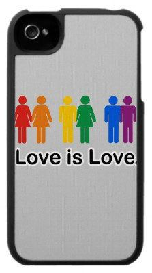 #Zazzle                   #love                     #Love #Love #iPhone #Covers #from #Zazzle.com       Love is Love iPhone 4 Covers from Zazzle.com                                  http://www.seapai.com/product.aspx?PID=1587398