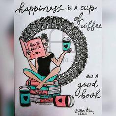 Mandala Artwork, Mandala Design, Doodle Art, Love Story, Good Books, Coffee Cups, Doodles, Pencil, Happiness