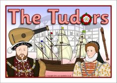 The Tudors display poster (SB10195) - SparkleBox
