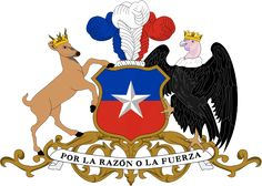 Coat of arms of Chile - Chile - Wikipedia, the free encyclopedia