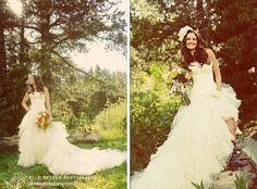 Jamie is one breathtaking bride.