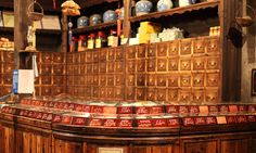In Hangzhou the only state level Museum of Traditional Chinese Medicine is settled. The Museum was first founded as a pharmacy settled in 1874 and it soon became the ''King of Medicine'' in southern China. The Museum is consisted of five parts including the restaurant where medicinal diet food is served.