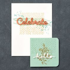 Timeless Textures Clear-Mount Stamp Set by Stampin' Up!