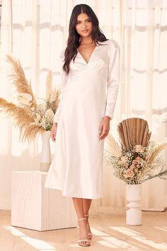 White dress #bridetobe #affiliatelink Designer Wedding Dresses, Wedding Designs, Bridal Gowns, White Dress, Beautiful, Tops, Bride Dresses, Bride Gowns, Wedding Dressses