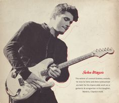 Fender product catalog 2010. John Mayer, Music Stuff, Graphic Design, Memes, Creative, Blog, Product Catalog, Inspiration, Image