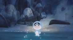 Trailer for Song of the Sea, From the Same Team that Brought Us The Secret of Kells | Tor.com