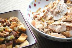 Crockpot Turkey Breasts and Stuffing