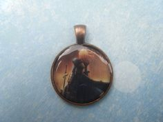 Fate/Stay Night: Saber Pendant by AnimeHaven on Etsy