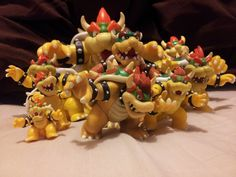 ~Bowser Bunch~ by Catty-Mintgum on DeviantArt