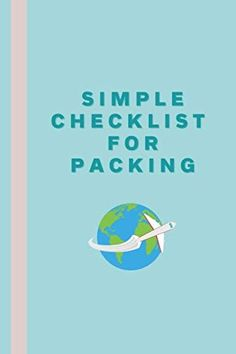 Brand: Author: Cost: (at the time of – Details) The post Simple Checklist For Packing: Simple Travel Checklist For Females, Females… appeared first on BookCheapTravels.com.