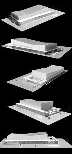 solera elche auditorio arquitectura - Buscar con Google