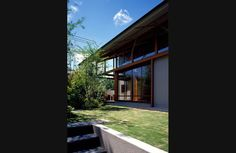 木原千利設計工房:水無瀬の家