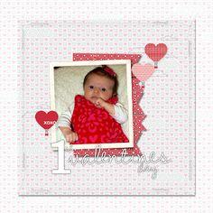 I stamp, I create, I have fun!: 1st Valentines Day- MDS Blog Hop
