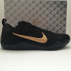 DS Nike Kobe 11 XI Elite Low FTB Fade To Black Size 12