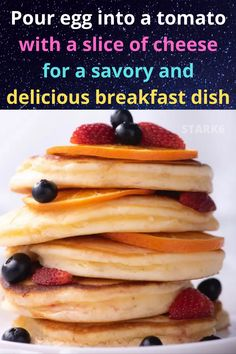 Breakfast foods are truly delicious. Pancakes, waffles, french toast, bacon – you name it. All of them are delish. Nevertheless, we can't deny that there are times where we would look for something new to eat. Many of us look for new breakfast ideas, right?