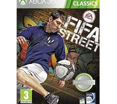 FIFA Street Gamme Classics Xbox 360 #promotion @Fnac