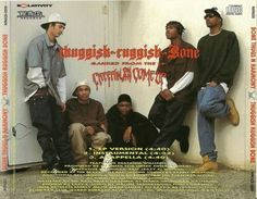 Bone Thugs N Harmony.... That throw