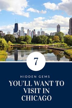 Chicago has the typical tourist sights of any major city, but these are the spots they don't tell you about. Come see what you're missing! Travel in North America. Chicago Travel, United States Travel, Travel Guides, Travel Tips, Travel Usa, Canada Travel, Family Travel, Family Vacations, Vacation Spots